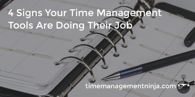 Time Management Tools Job