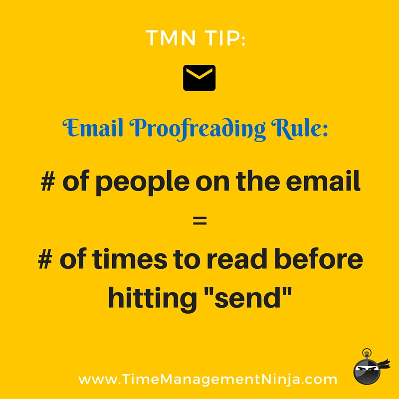 TMN TIP-Email Rule